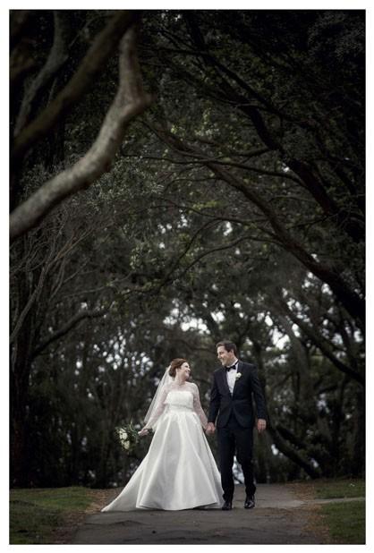 wedding photograph by Auckland wedding photographer Chris Loufte www.theweddingphotographer.co.nz