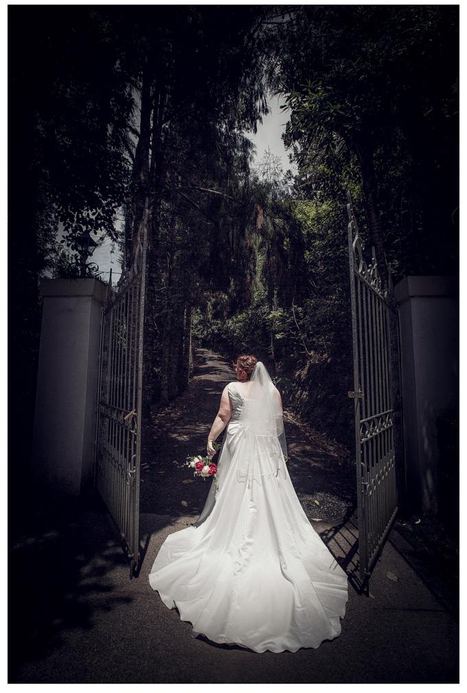 Wedding photos at The Waitakare estate Auckland