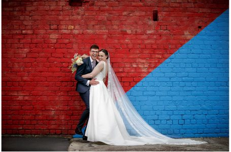 Ponsonby Central Auckland wedding photo by Auckland wedding photographer Chris Loufte
